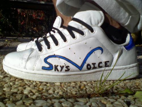 Chaussure skysvoice