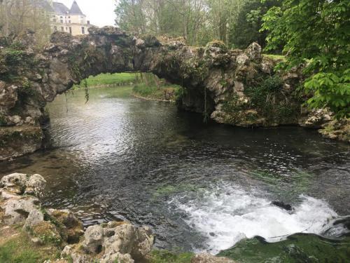 Parc du château de Mereville