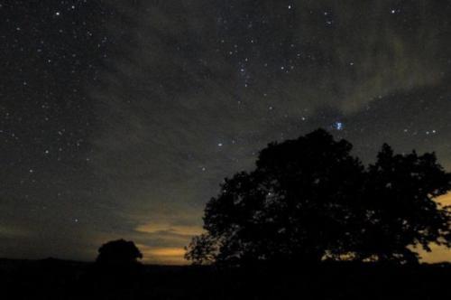 Nuit ciel dégagé