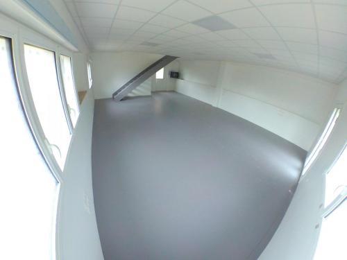 Peinture sol et escalier